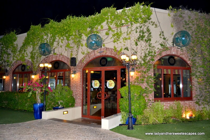 Seville's Spanish restaurant and bar in Wafi