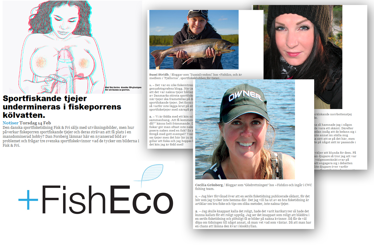 Therese Lundin - Fisheco