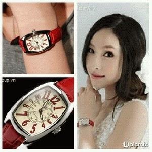 jam tangan untuk wanita