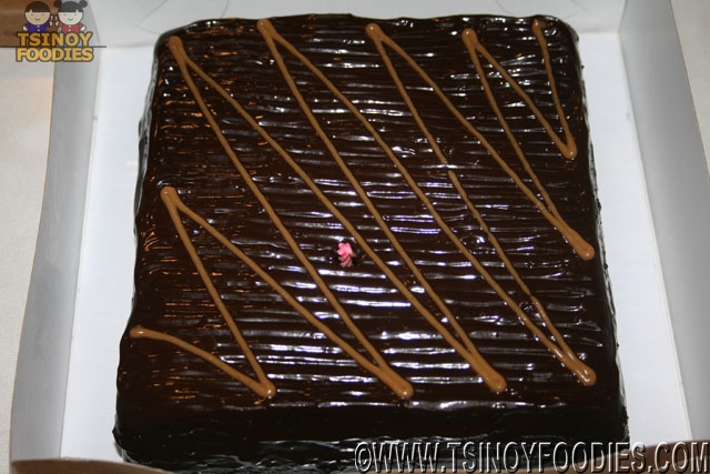 ms pollys chocolate cake