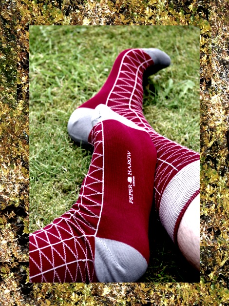 Peper Harow Socks Review with Portis Wasp