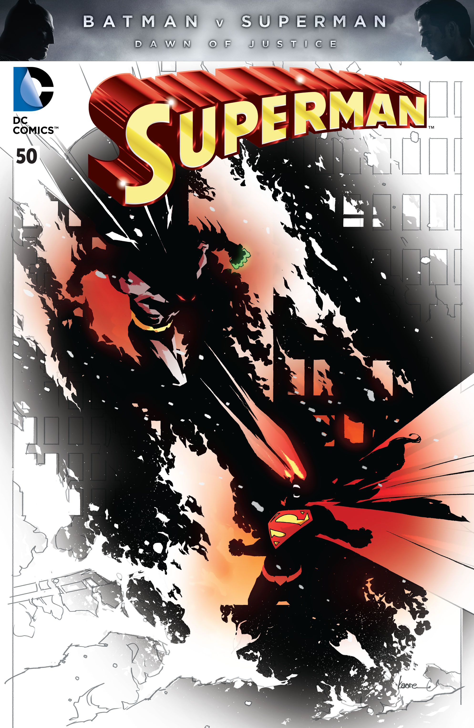 Read online Superman (2011) comic -  Issue #50 - 4