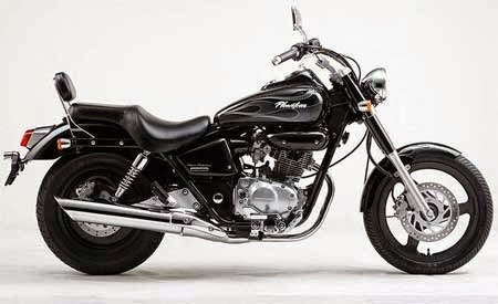 Honda Phantom 200
