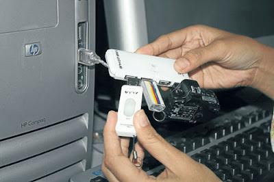 Asal Usul Pemacu USB Thumbdrive