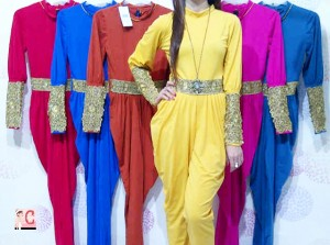 Divya Fashion Camelia Jumsuit
