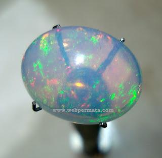 batu cincin kalimaya opal