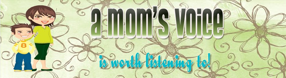 A Mom's Voice