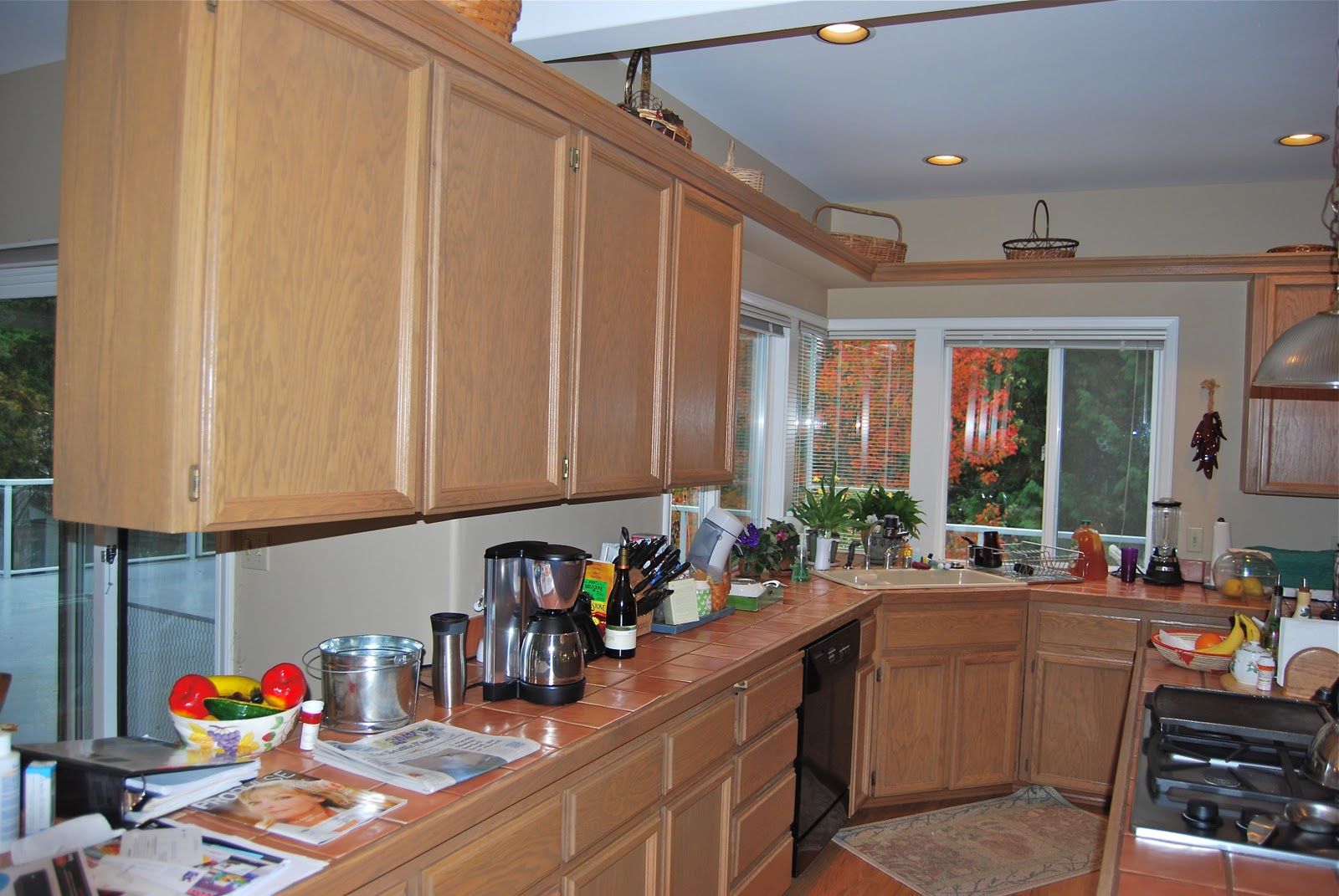 My Two Cents Kitchen Remodel Bellevue Wa Before
