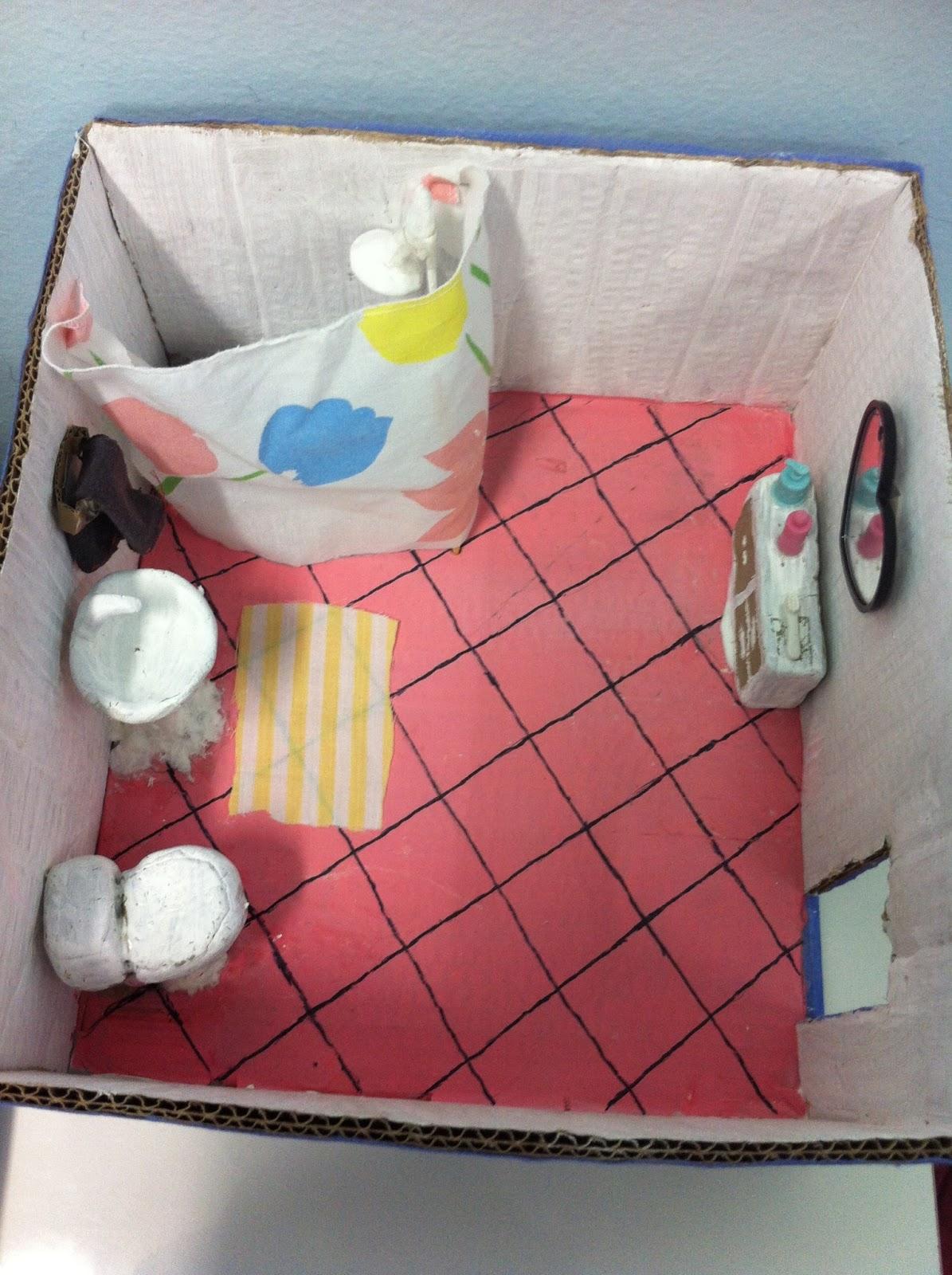 Feira de Ciencias banheiro autosustentavel : Banheiro Auto  #913A3D 1195 1600