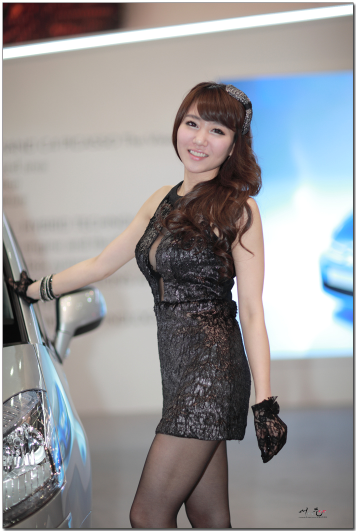 Kim Ju Eun Seoul Motor Show 2011 P2 Picture Line Girl