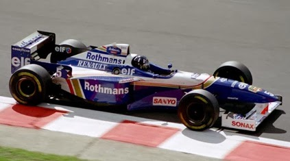 Formula 1 1996 Damon Hill/ Williams