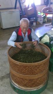 高海拔茶園,製茶趣