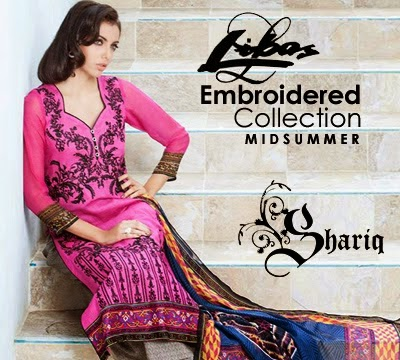 Libas Midsummer Embroidered Collection 2014
