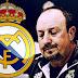 OFICIAL: Florentino Pérez anuncia a demissão de Rafa Benítez. Zidane é o substituto.
