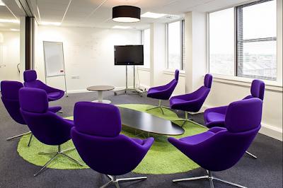 Desain Meja Meeting Room Modern