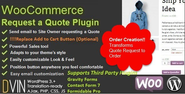WooCommerce Request a Quote v2.26
