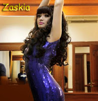 Zaskia. Sisa Semalam