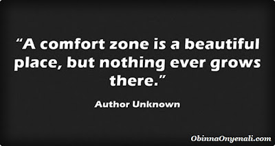 Inspirational quotes on comfort zone