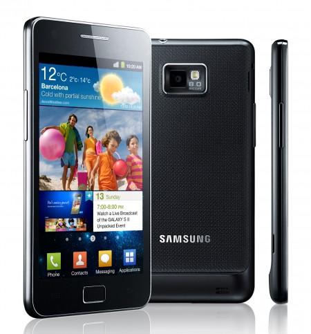 Samsung Galaxy S II( GT-I9100)