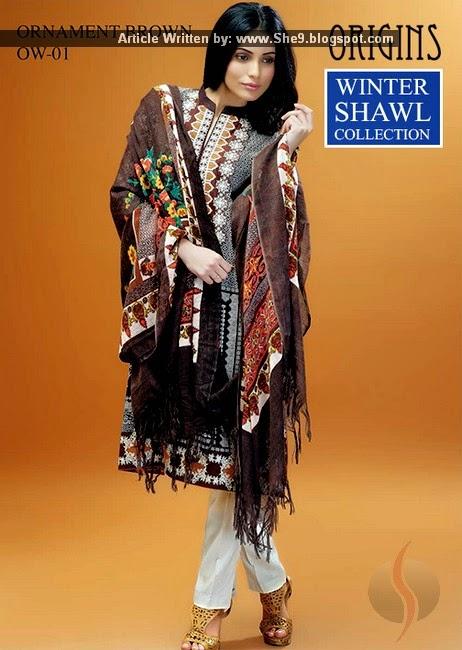 Unstitched Shawls/Wraps