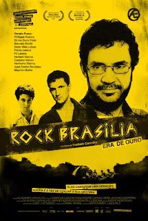 Rock Brasília: Era de Ouro - DVDRip Nacional