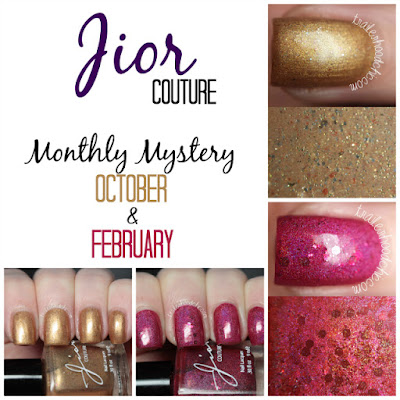jior couture monthly mystery october february