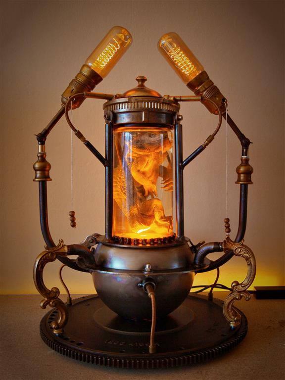 Propnomicon: Steampunk Stasis Tube