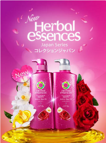 The New Herbal-Essences : Japan Series