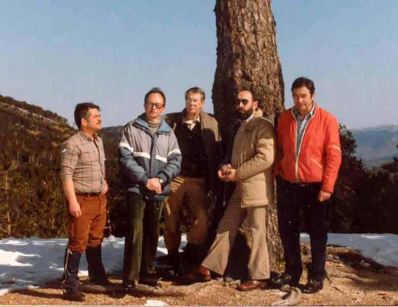 Viejas glorias, 1985