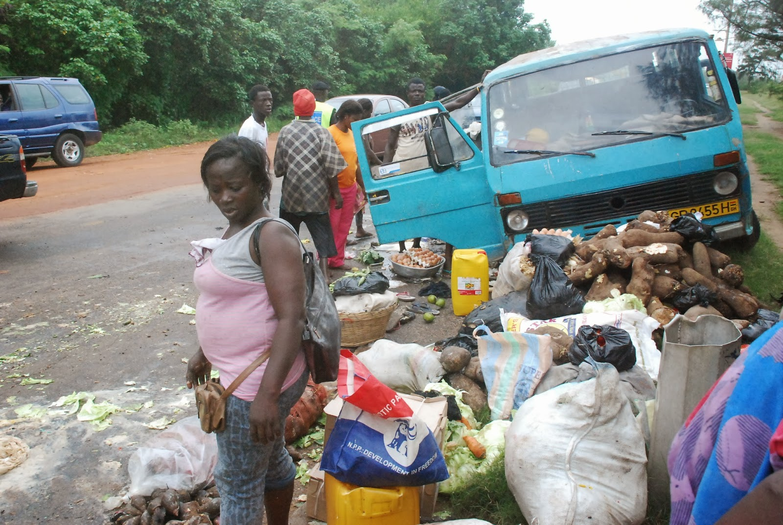 thesis on road accident in ghana Click here click here click here click here click here thesis dangerous good accidents in ghana human factors as causes for road traffic accidents in the.