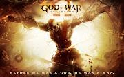 God of War: Ascension, o quarto jogo da série, será lançado para o .