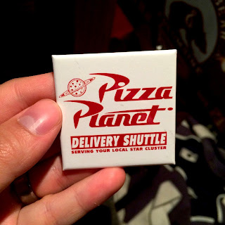 pizza planet truck buttons