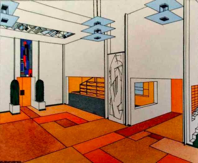 Expo Arts décoratifs à Paris 1925