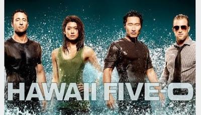 Protagonistas de la serie Hawái 5-0