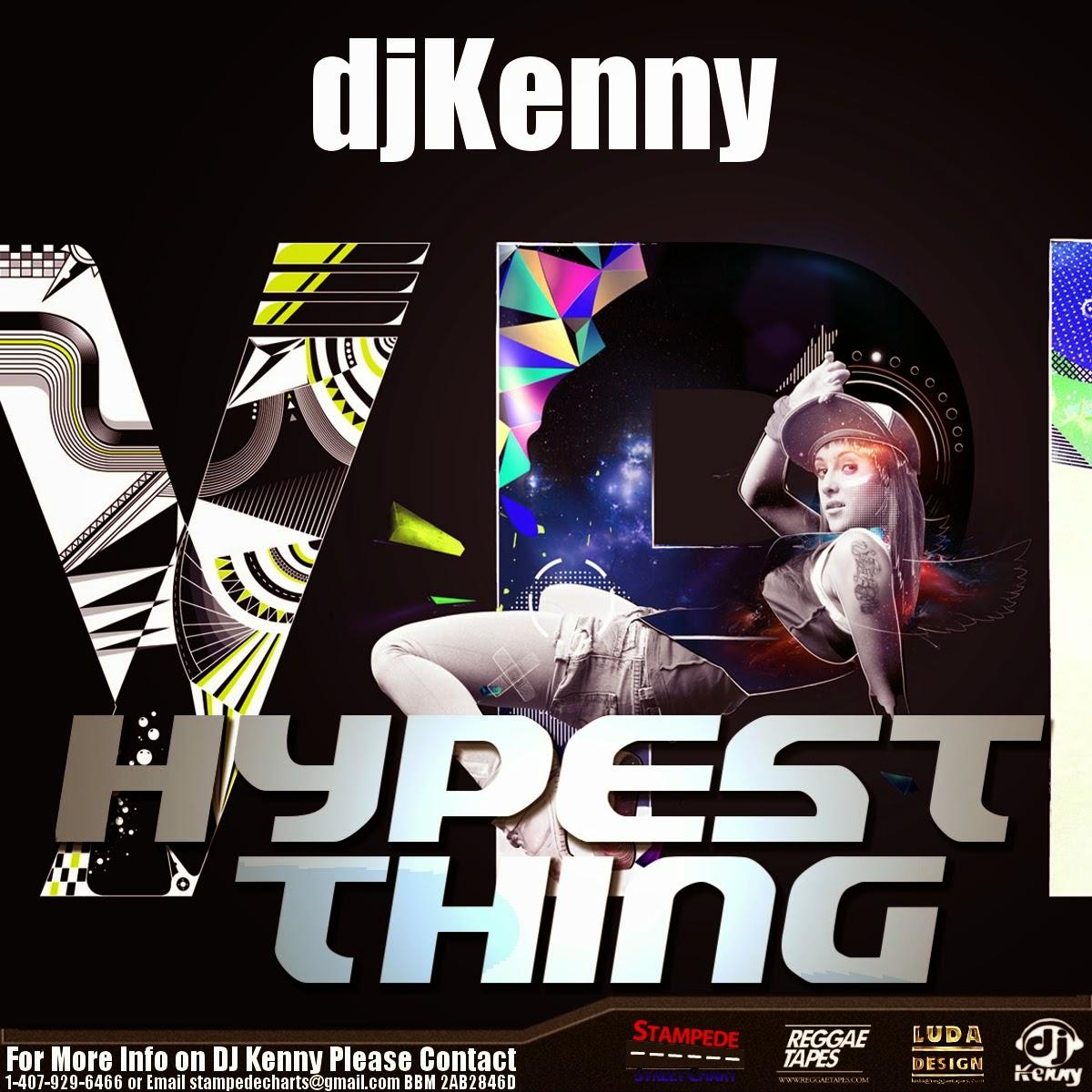 Dj Kenny - Hypest Ting