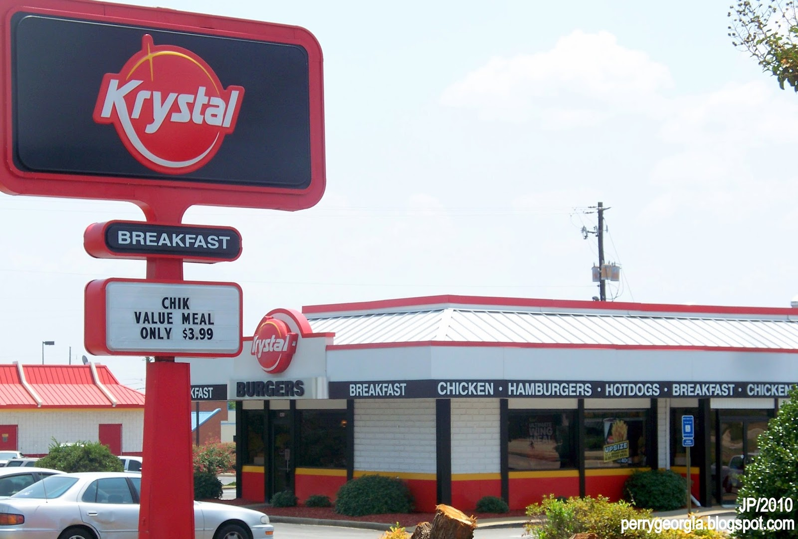 Fast Food Restaurants Downtown Houston