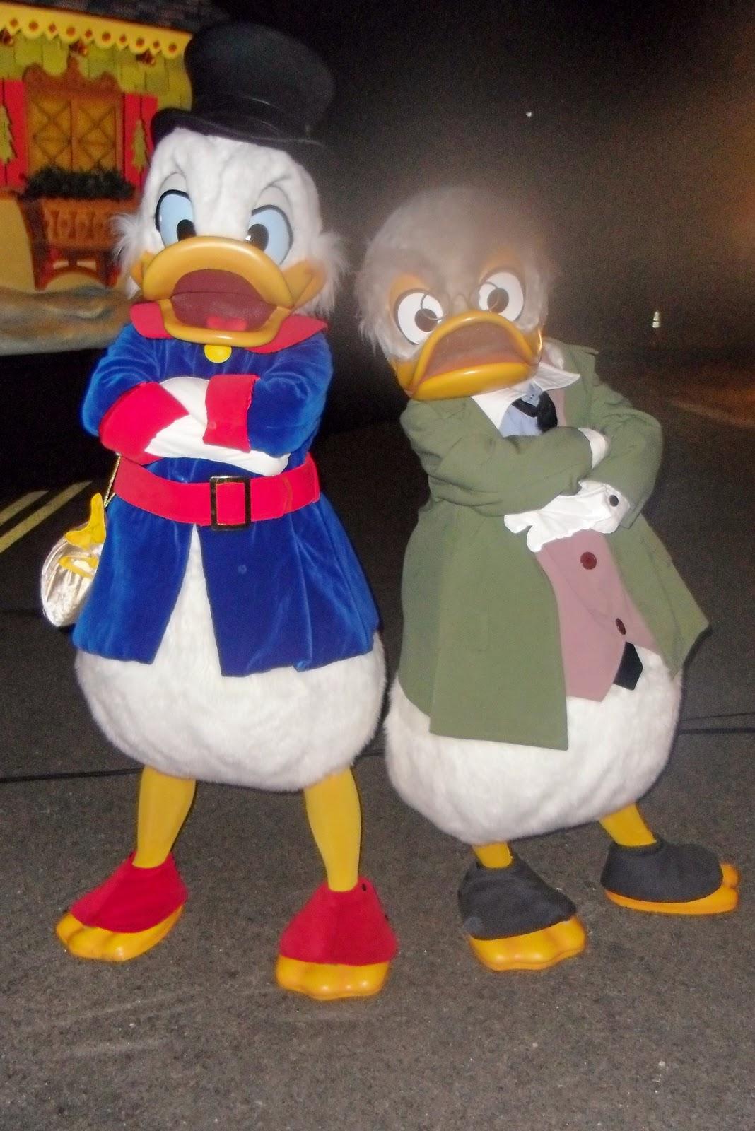 Que sont devenus les anciens Personnages ? - Page 21 Marathon+Scrooge+and+Ludwig