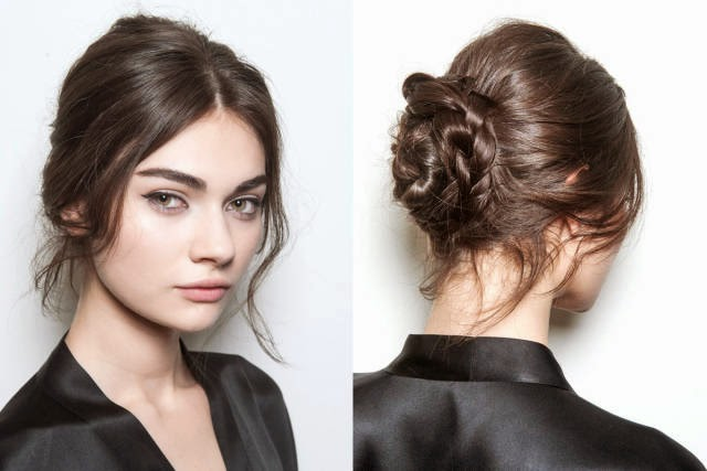 Say It With Your Hair Hair Style Trends Fall 2014 Biotique