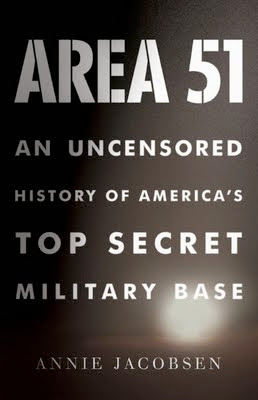 'area 51' touts jaw-dropping claim about ufo's