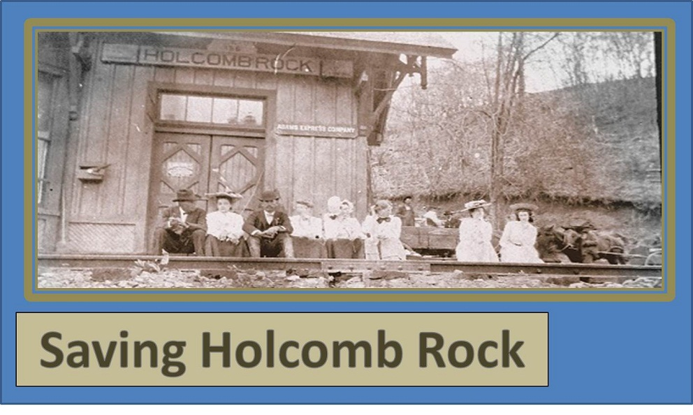 Saving Holcomb Rock