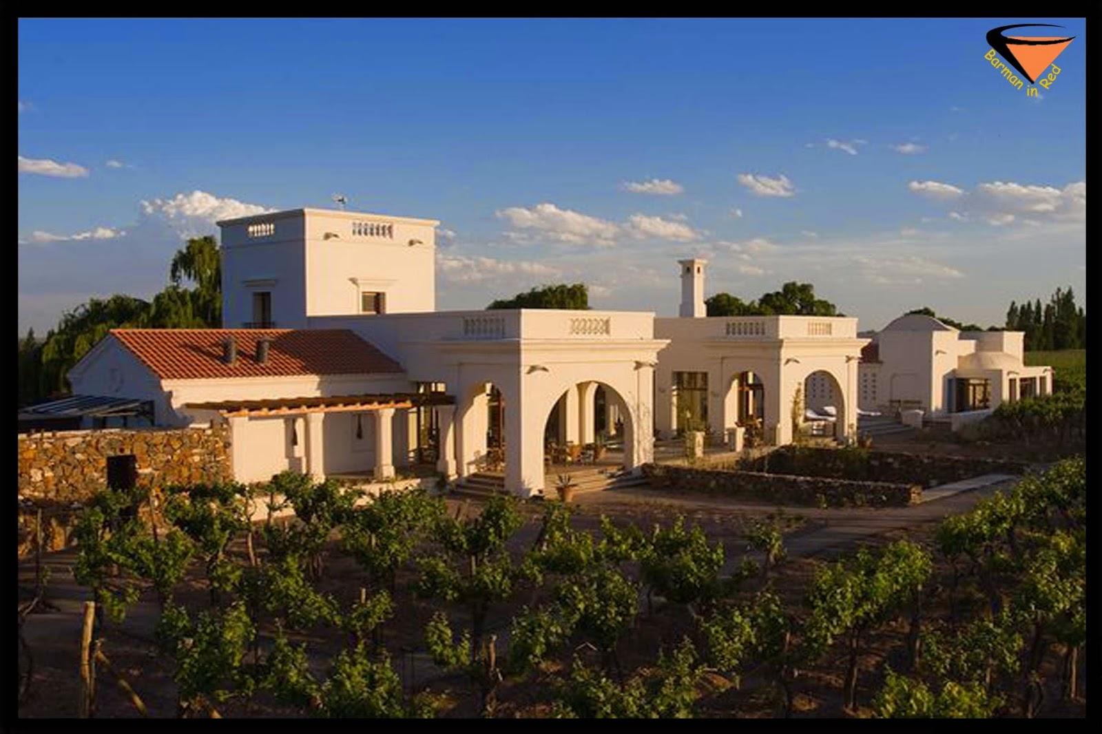 10 mejores hoteles del mundo para los amantes del vino - Hotel las gaunas en logrono ...