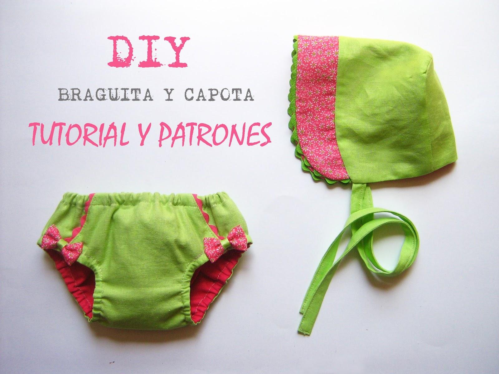 Patrones VP: DIY: Tutorial con patrones de costura: Braguita-bikini ...