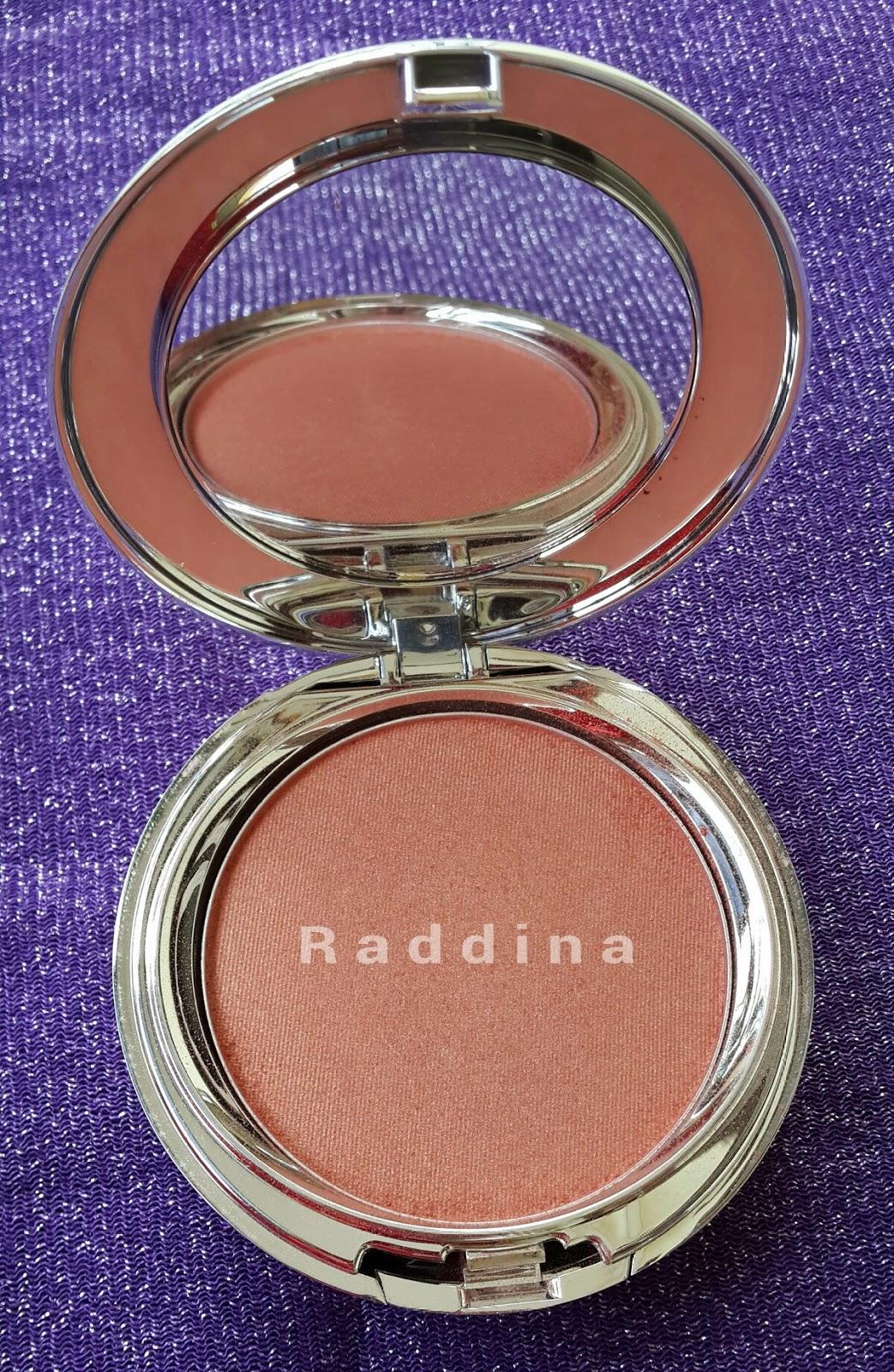 R A D D I N A Ultima II Creamy Powder Blush Maple Rose