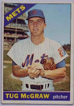 Tug McGraw - Mets