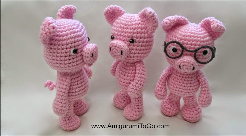 Amigurumitogo Free Patterns : Pretty Nails and Tea: Amigurumi Free Crochet Patterns ...
