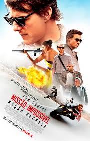 Frases e Citações do Filme - Missão Impossível Nação Secreta