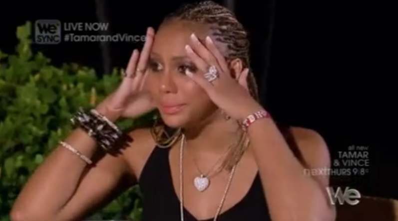 tamar braxton with box braids will vince stay with tamar