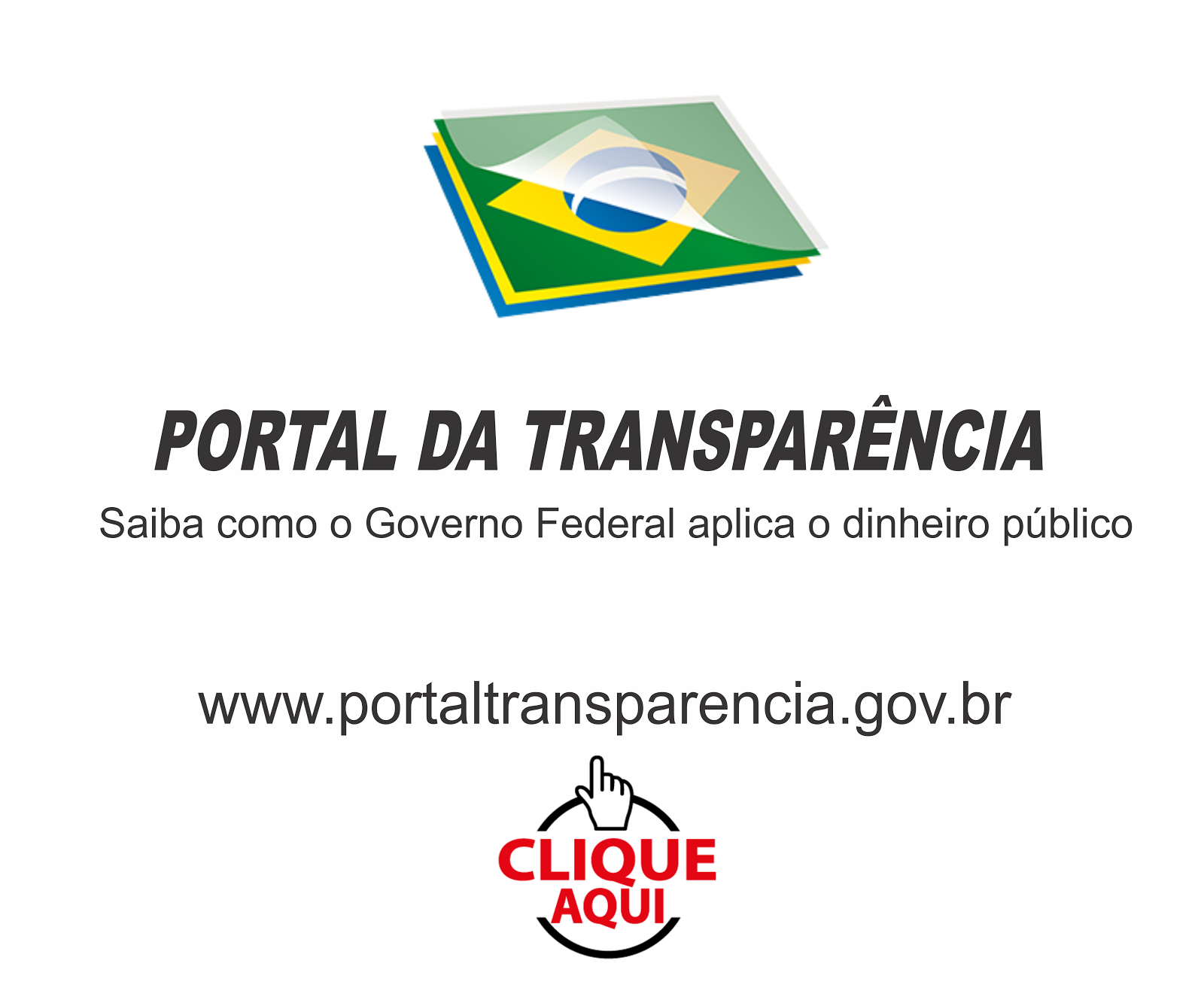 Site Portal da Transparência