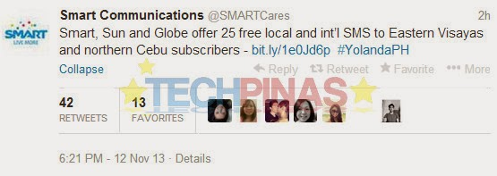Globe Telecom Smart Communications