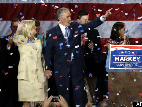 Massachusetts Special Election Results: Ed Markey Beats Gabriel Gomez
